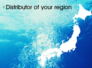 Distributor of your region